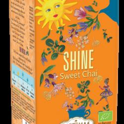 Al Mattino - SHINE MENTE POSITIVA, radianza e buonumore Chai dolce Entusiasmo, focus e luminosità.....e le sfide della giornata sono conquistate dalla Tua luce !