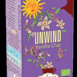 Notte - UNWIND raccogliere le energie e dedicarsi al RIPOSO consapevole Vaniglia Chai Raccoglimento, silenzio e chiarezza per entrare nel riposo più nutriente, nella pace più profonda.